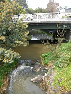 Olinda Creek in Lilydale