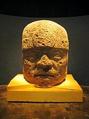 tête colossale 2 de San Lorenzo