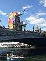 Olympic Days Paris June 2017 - Diving Platform Pont Alexandre-III 06.jpg
