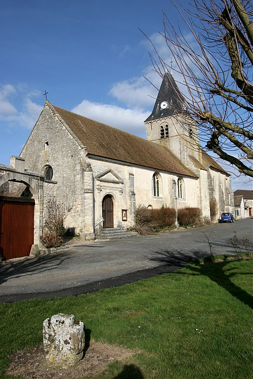 Photo - Eglise Saint-Martin