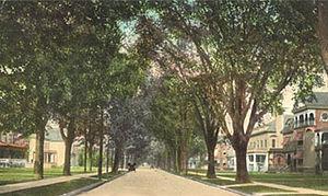 Near Westside, Syracuse - Onondaga Street c.1910