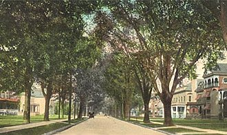 Near Westside, Syracuse, New York - Onondaga Street c.1910