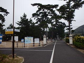 Ooshima Seishoen Sanatorium Hospital in Kagawa, Japan