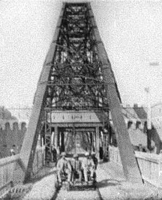 Lansdowne Bridge Rohri - Opening Lansdowne Bridge Sukkur