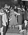 Optreden van Jazz at the Philharmonica in het concertgebouw, Ella Fitzgerald b, Bestanddeelnr 910-2889.jpg