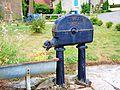 Oricourt. Le Dragor de la fontaine. 2015-07-10.JPG