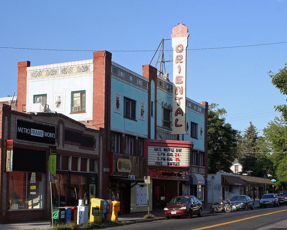 Oriental Theater Denver : oriental theater denver wikipedia ~ Hamham.info Haus und Dekorationen