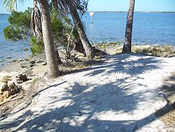 Ormond Beach FL Tomoka SP north end01.jpg