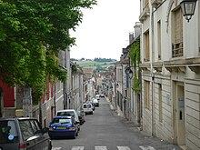 autrefois la rue castetnau pau