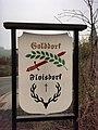 Ortsschild Floisdorf 2010 WM.jpg