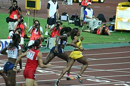 Wereldrecord 400 meter hardlopen