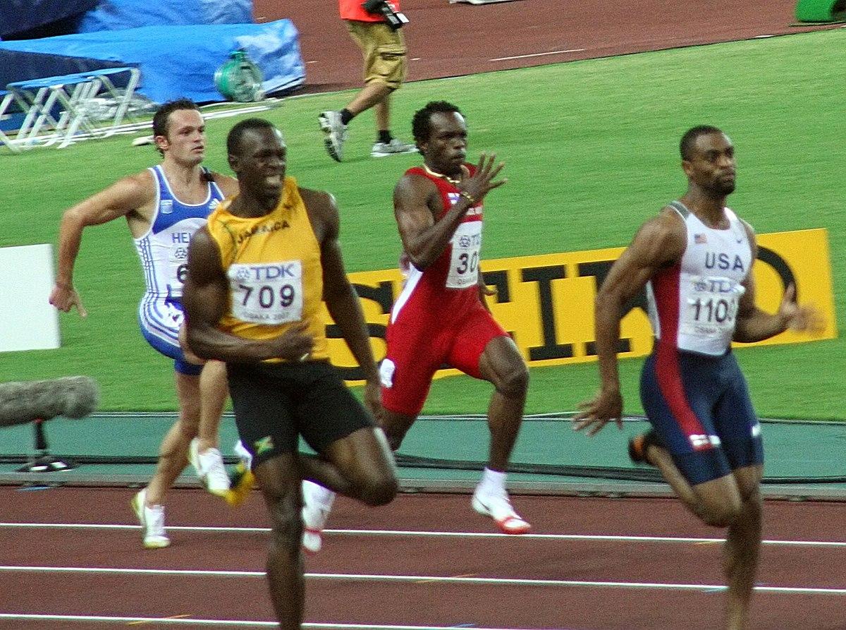 World Athletics Championships  Food Poisonig
