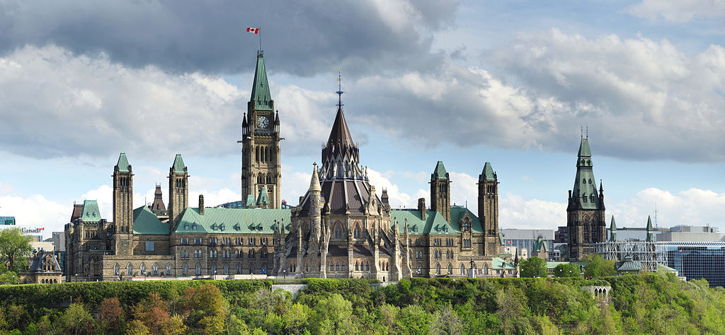 Ottawa - ON - Parliament Hill
