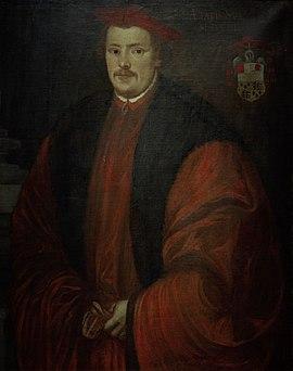 Otto, Augsburg, Bischof, Kardinal