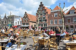 Oudewater town centre