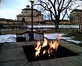 Outdoor fireplace at the Broadmoor.jpg
