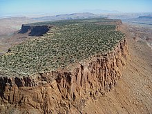 What Is A Mesa Landform