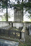 Overview of Šebek's Tomb Trhová Kamenice, Chrudim District.JPG
