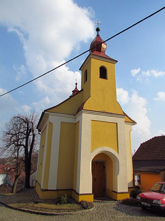 Chlístov (Třebíč District)