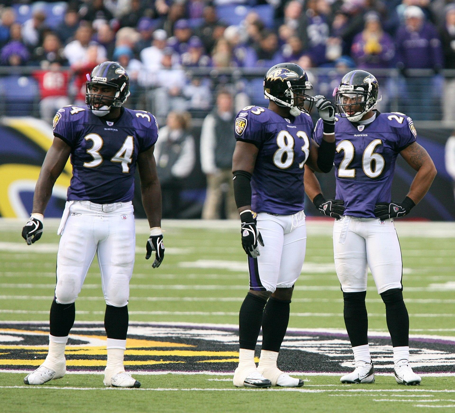 2006 Baltimore Ravens Season Wikipedia