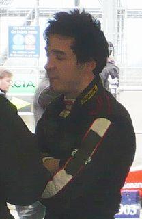 Álvaro Parente Portuguese racing driver