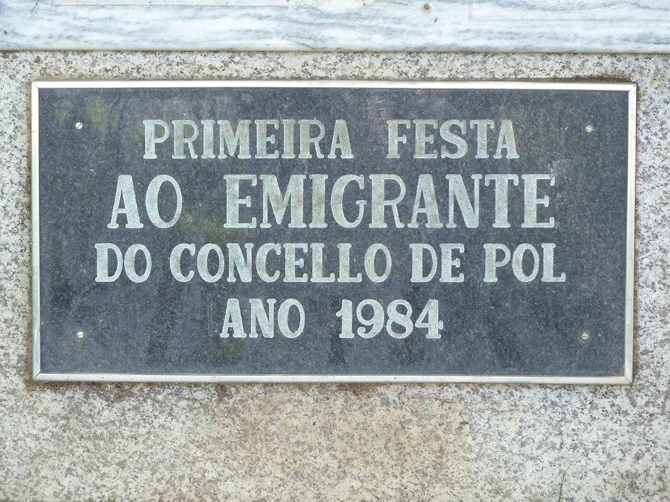 P1130820 Pol Mosteiro placa palco música