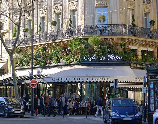 P1240303 Paris VI bd Saint-Germain café de Flore rwk