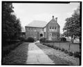PARISH HOUSE, FRONT - St. Paul's Episcopal Church, Clay and Seventh Streets, Lynchburg, Lynchburg, VA HABS VA,16-LYNBU,25-3.tif