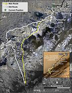 PIA18475-MarsCuriosityRover--HIRISE-TraverseMap-PahrumpHills-20140911