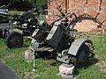 PKM-2 twin heavy anti-aircraft machine gun at the Muzeum Polskiej Techniki Wojskowej in Warsaw (3).jpg