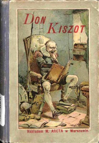 File:PL Don Kiszot z la Manczy (Kamiński).djvu