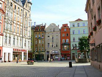Świdnica - Old town