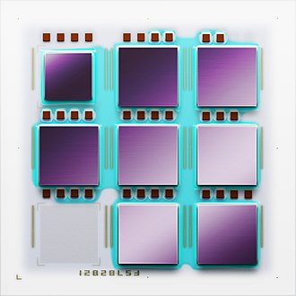 IBM POWER microprocessors - Image: POWER2 MCM