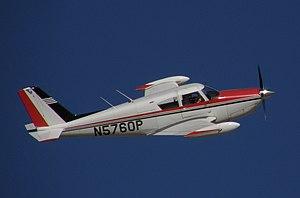 Piper PA-24 Comanche - PA-24-250