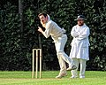 Pacific CC v Chigwell CC at Crouch End, London, England 14.jpg