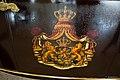 Painted coat of arms on Gala Berline (40543835212).jpg