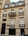 Pairie ambassade du Congo en France, 20 rue Octave-Feuillet, Paris 16e.jpg