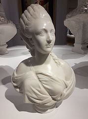 Popiersie Madame du Barry