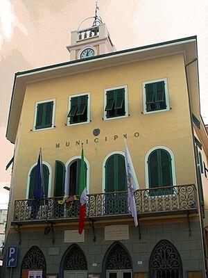 Riparbella - Town Hall