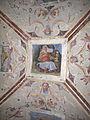 Palazzo al canto di sant'anna, androne su via feisolana, affreschi 01.JPG