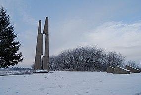 Památník bitvy u Slivice a Milína