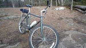 Panasonic Cycle Technology - Panasonic mountain bike