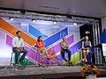 Panel on antibiotic-resistant superbugs at at Spotlight Health Aspen Ideas Festival 2015.JPG