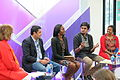 Panel on social entrepreneurs at Spotlight Health Aspen Ideas Festival 2015.JPG