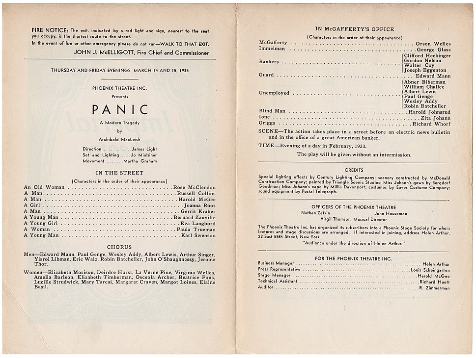 Panic-Playbill-Interior-1935