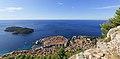 Panorama of Dubrovnik as seen from Srđ - September 2017.jpg