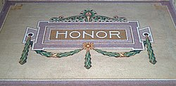 meaning of honour