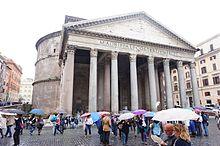 Pantheon, Rome - Wikipedia