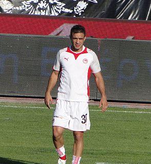 Anastasios Pantos Greek footballer