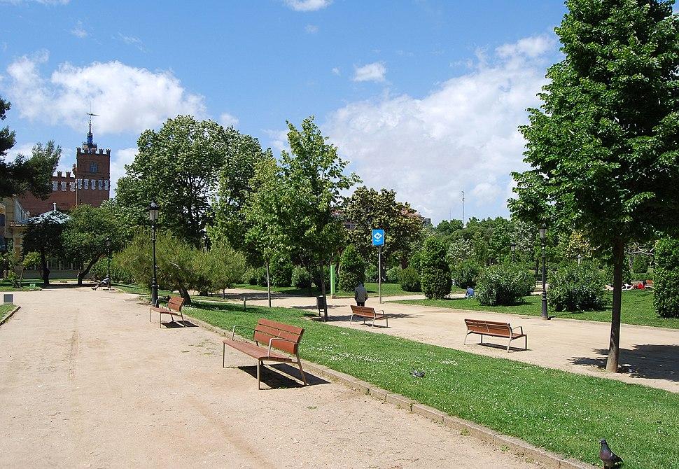 Parc de la Ciutadella Barcelona Mai 2013